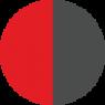 Crveno-siva boja