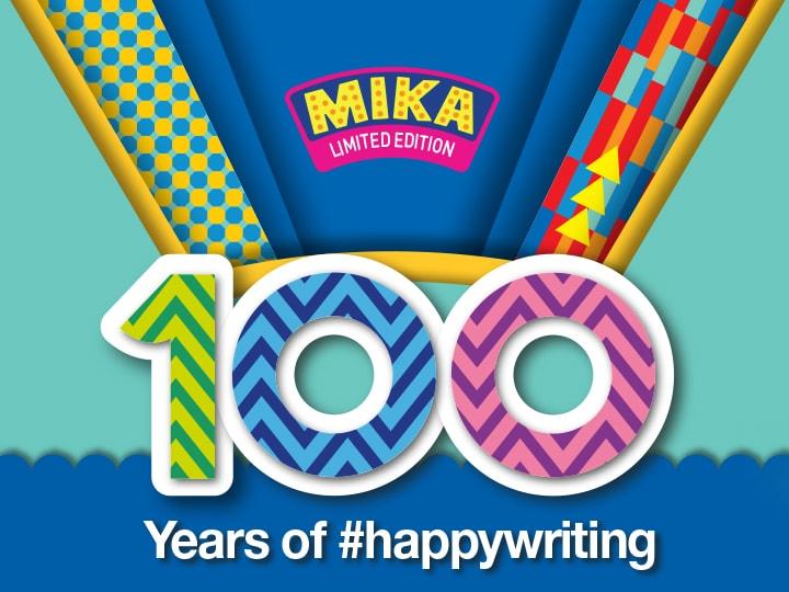 Pilot Mika 100 Years