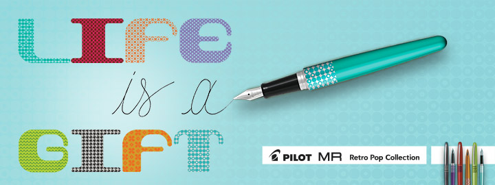 Pilot MR Retro Pop Collection Fountain pen