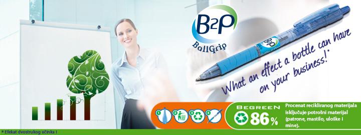 Hemijska olovka B2P Ball Grip Pilot