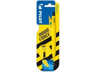 Down Force - Hemijska olovka - Žuta boja - Srednji Vrh