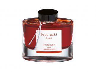 Irošizuku tinta - Osenčeno Oranl - Oranž Fuyu Gaki boja - 50 ml