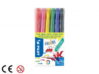 FriXion Colors - Flomaster - Set of 6 - MULTICOLOR - Srednji Vrh