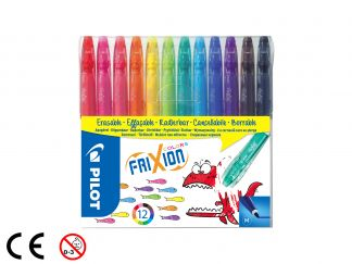 FriXion Colors - Flomaster - Set 12 - MULTICOLOR - Srednji Vrh